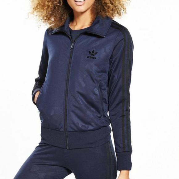 adidas Originals Women's Firebird Track Jacket